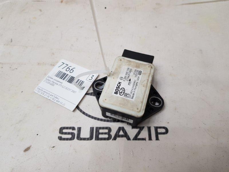 Датчик ускорения Subaru Impreza Sti G22 EJ257 2007