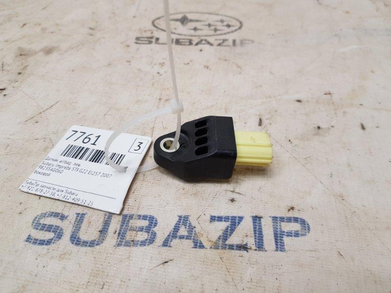 Датчик airbag Subaru Impreza Sti G22 EJ257 2007 левый
