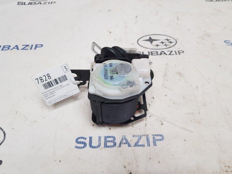 Ремень безопасности Subaru Impreza Sti G22 EJ257 2007 задний