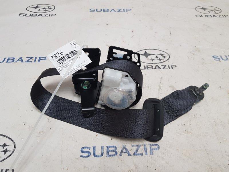 Ремень безопасности Subaru Impreza Sti G22 EJ257 2007 задний правый