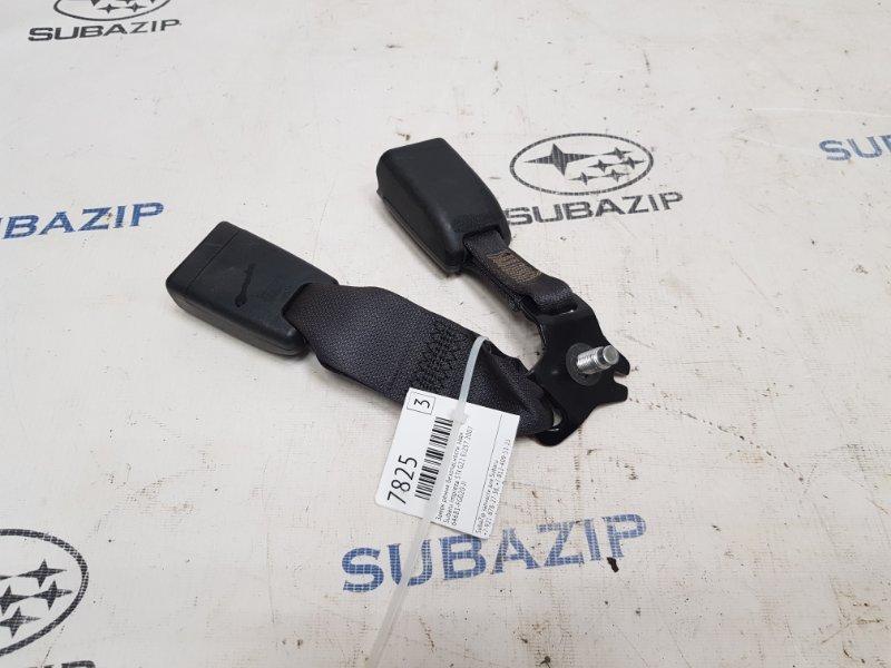 Замок ремня безопасности Subaru Impreza Sti G22 EJ257 2007 задний