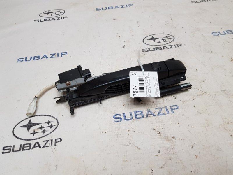 Ручка двери внешняя Subaru Impreza Sti G22 EJ257 2007 передняя правая