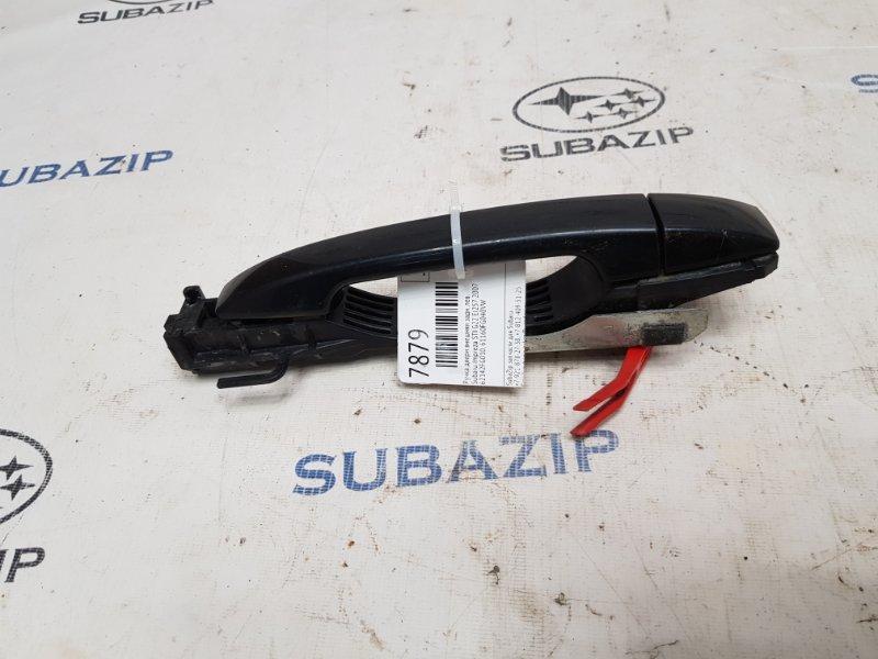 Ручка двери внешняя Subaru Impreza Sti G22 EJ257 2007 задняя левая
