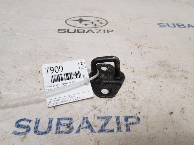 Ответная часть замка капота Subaru Impreza Sti G22 EJ257 2007