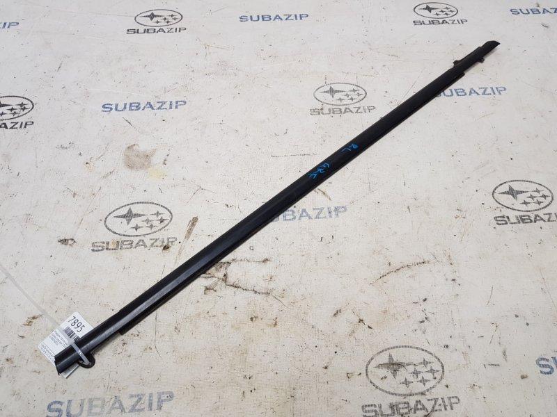 Молдинг стекла Subaru Impreza Sti G22 EJ257 2007 задний левый