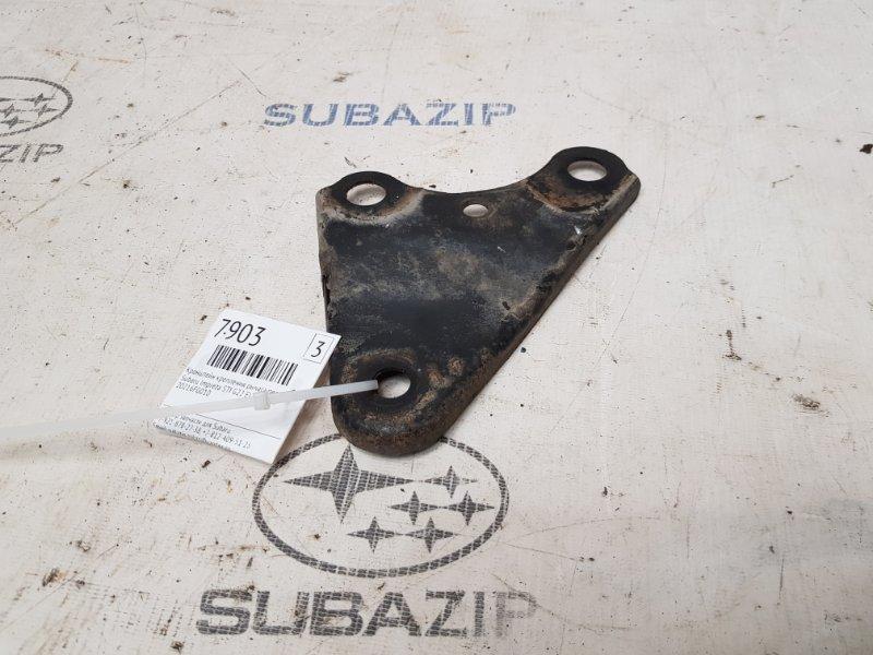 Кронштейн крепления рычага Subaru Impreza Sti G22 EJ257 2007 передний левый