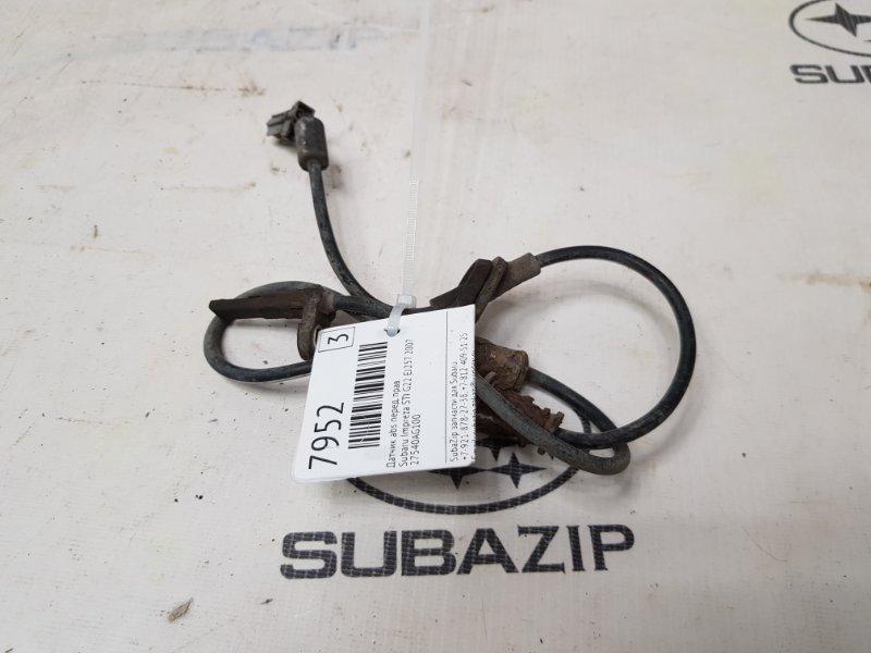 Датчик abs Subaru Impreza Sti G22 EJ257 2007 передний правый