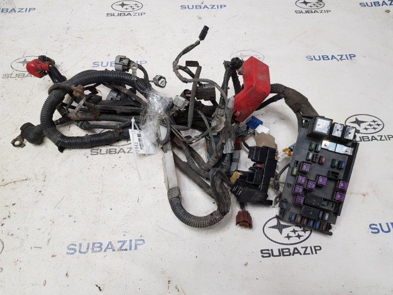 Проводка подкапотная Subaru Impreza Sti G22 EJ257 2007 передняя