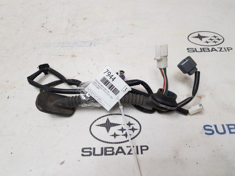 Проводка двери Subaru Impreza Sti G22 EJ257 2007 задняя левая