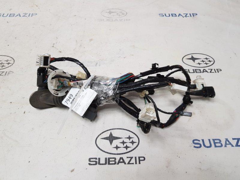 Проводка двери Subaru Impreza Sti G22 EJ257 2007 передняя правая