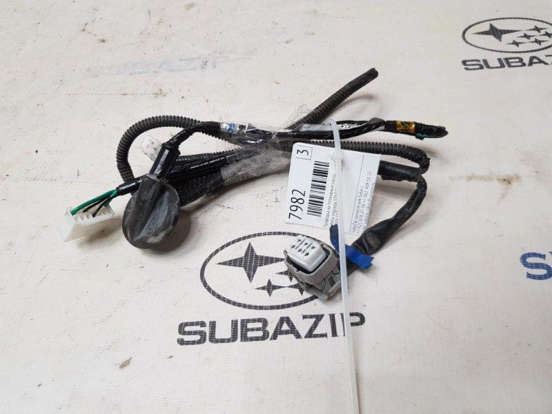 Проводка на топливный насос Subaru Impreza Sti G22 EJ257 2007