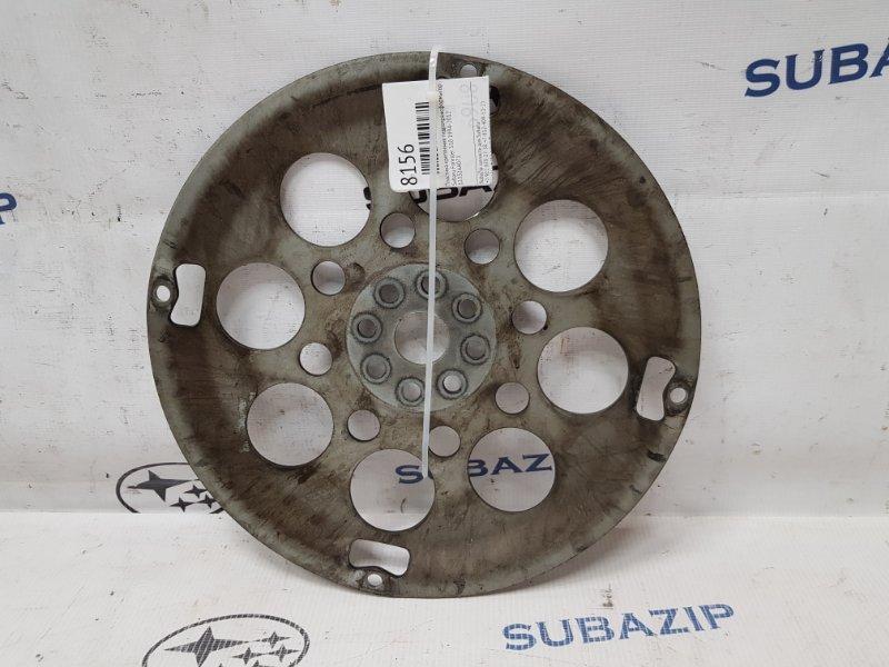 Пластина крепления гидротрансформатора Subaru Forester S10 1994