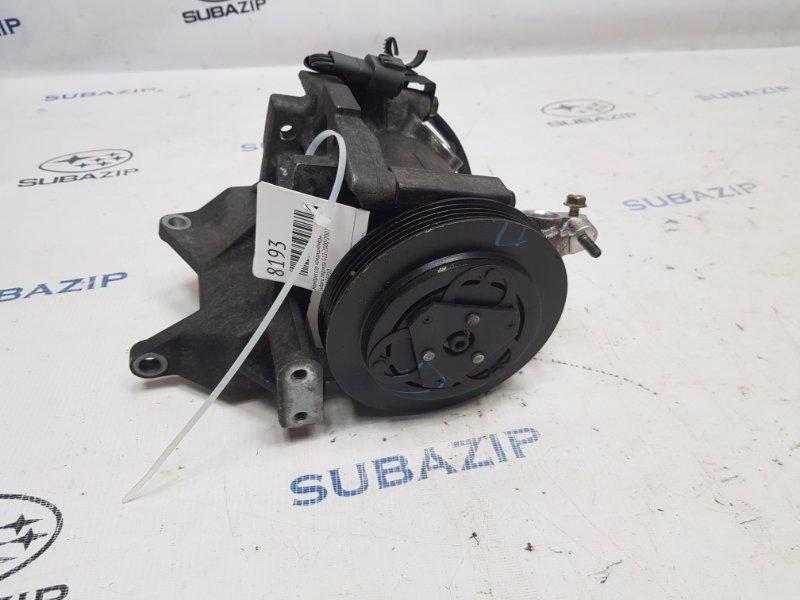 Компрессор кондиционера Subaru Impreza G11 2000