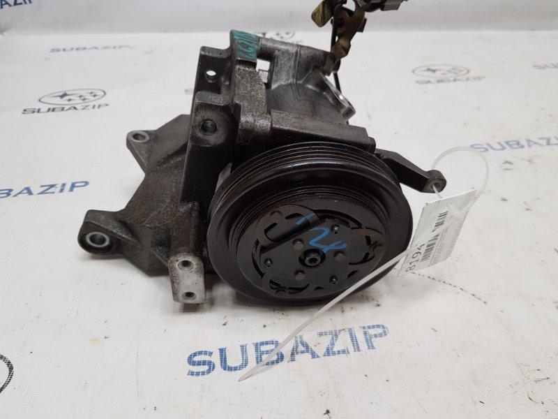 Компрессор кондиционера Subaru Impreza G11 2003