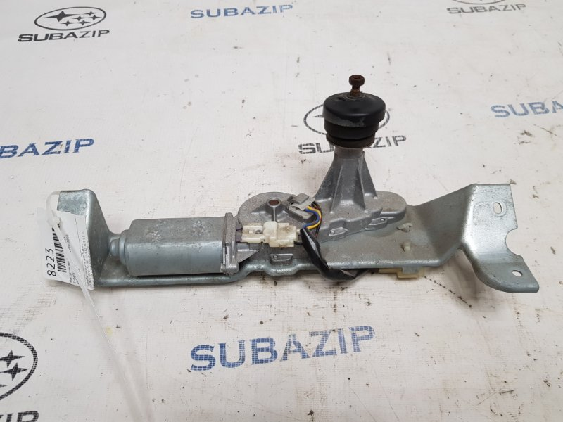 Моторчик заднего дворника Subaru Legacy B11 1994