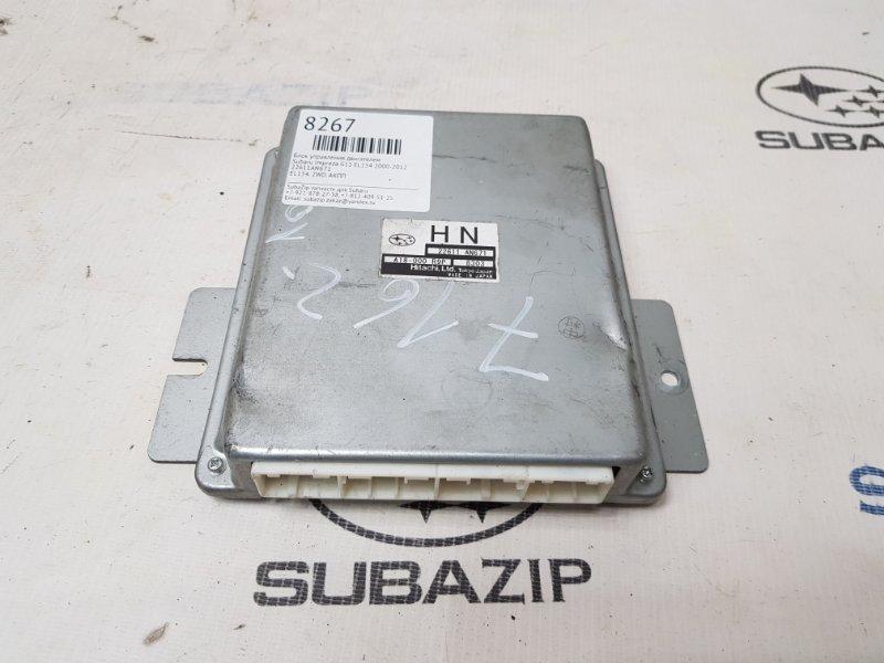 Блок управления двигателем Subaru Impreza G11 EL154 2000