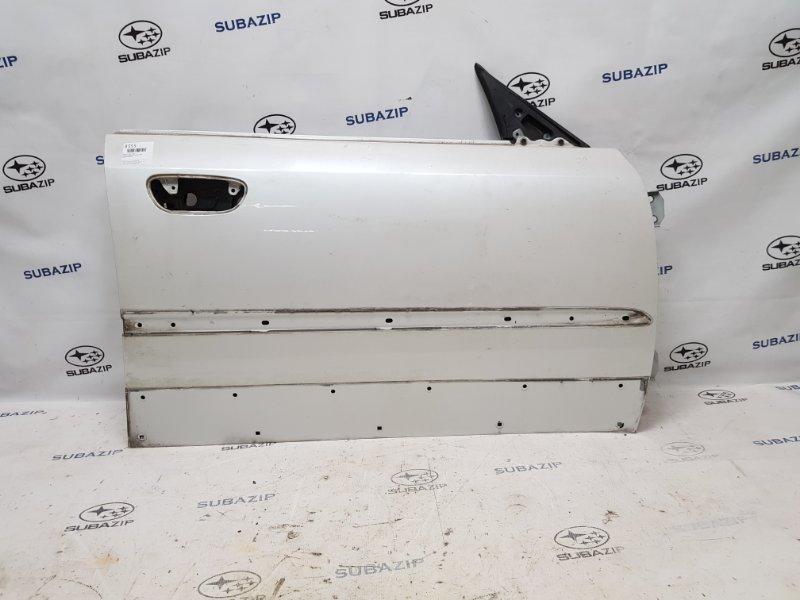 Дверь Subaru Outback B13 2003 передняя правая