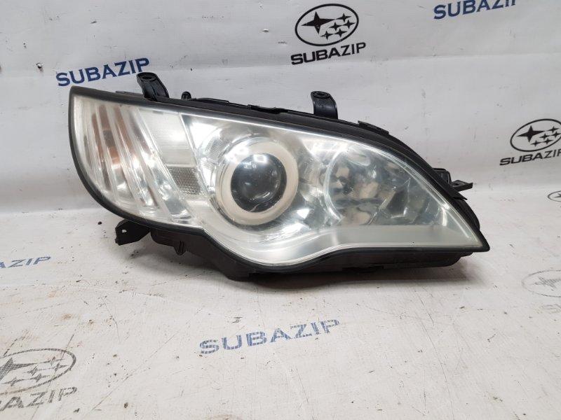 Фара Subaru Legacy B13 2007 передняя правая