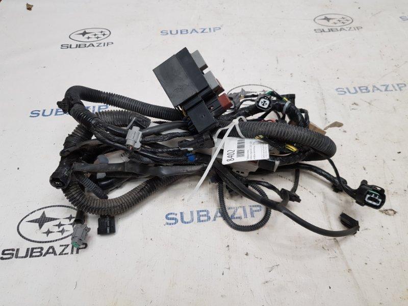 Проводка Subaru Legacy B13 2003 передняя