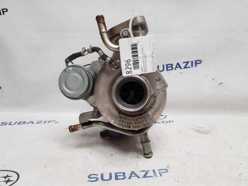 Турбина Subaru Forester S12 2003