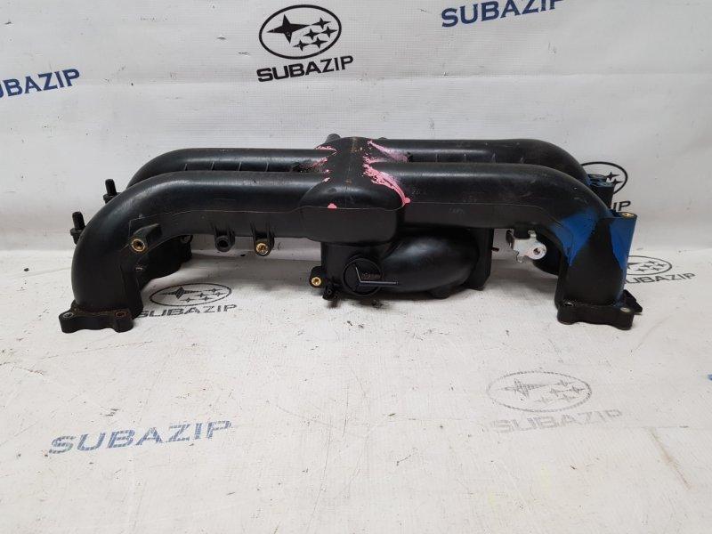 Коллектор впускной Subaru Forester S12 EJ205 2003