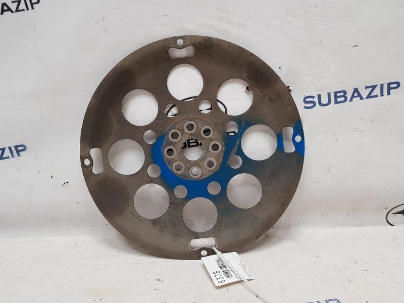 Пластина крепления гидротрансформатора Subaru Forester S10 2003