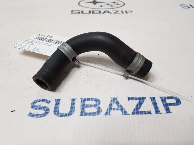 Патрубок системы охлаждения Subaru Forester S12 2003