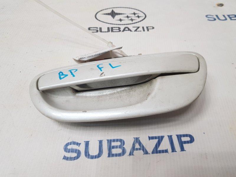 Ручка двери Subaru Legacy B13 2003 передняя левая