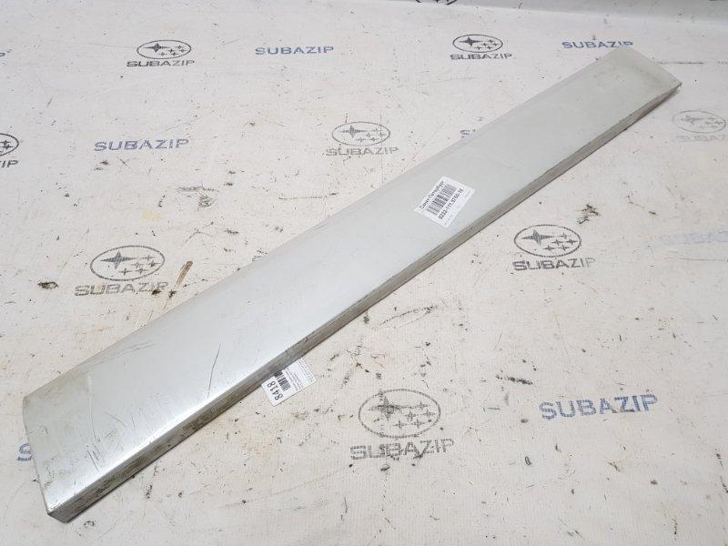 Молдинг двери Subaru Outback B13 2003 передний правый нижний