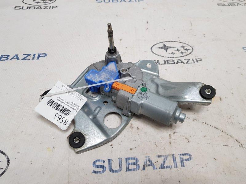 Моторчик заднего дворника Subaru Legacy B14 2009