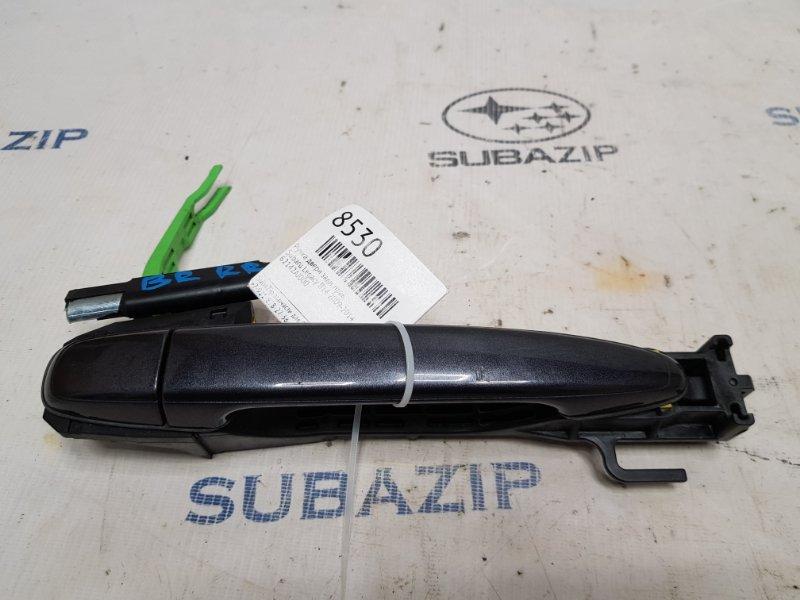 Ручка двери Subaru Legacy B14 2009 задняя правая