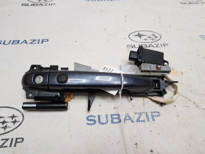 Ручка двери Subaru Legacy B14 2009 передняя левая