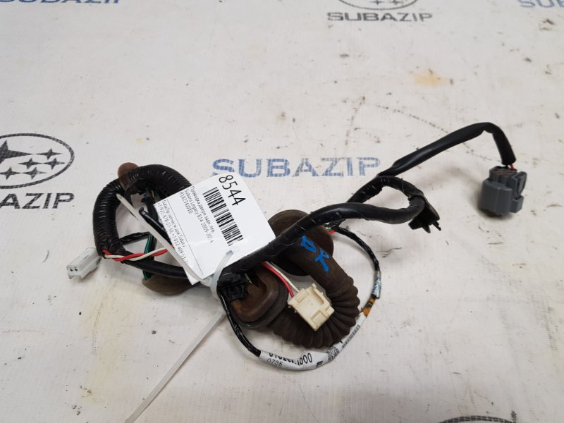 Проводка двери Subaru Legacy B14 2009 задняя левая