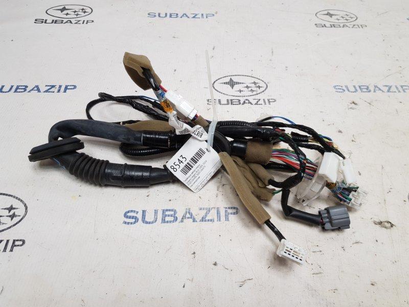 Проводка двери Subaru Legacy B14 2009 передняя