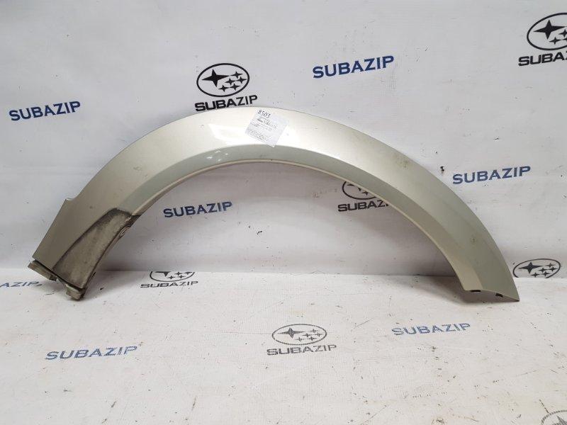 Накладка на крыло Subaru Outback B13 2003 передняя правая