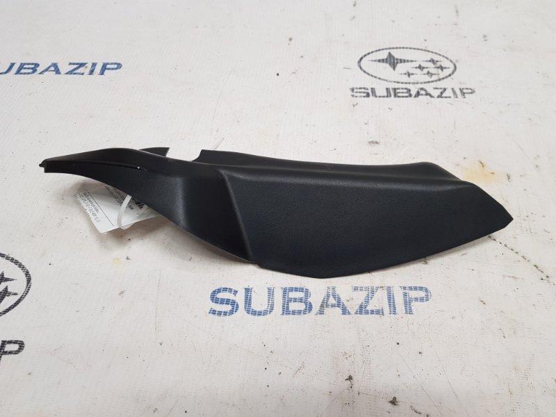 Накладка двери багажника Subaru Legacy B14 2009 правая
