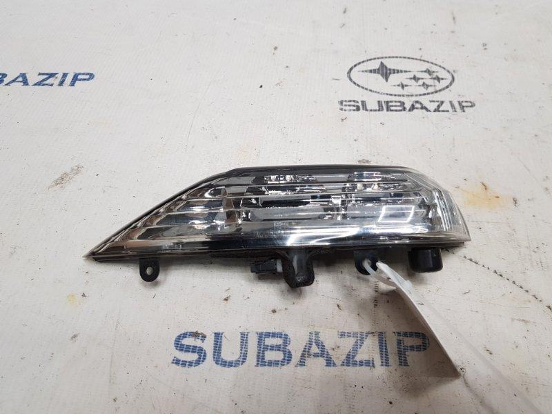 Повторитель поворота в зеркало Subaru Forester S11 2003 правый