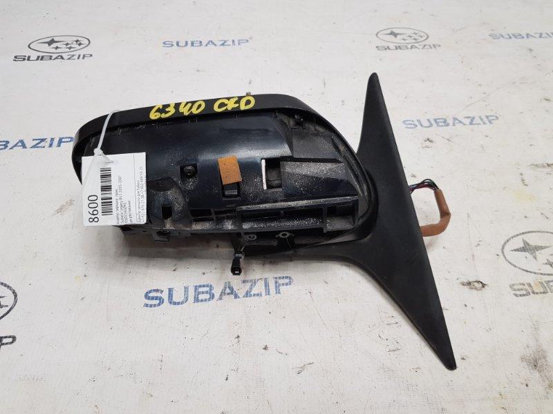 Корпус зеркала Subaru Legacy B13 2003 правый