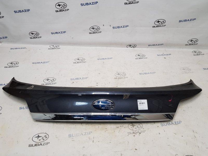 Накладка двери багажника Subaru Legacy B14 2009