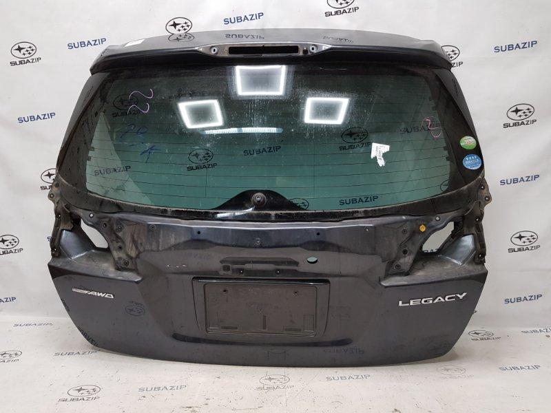 Дверь багажника Subaru Legacy B14 2008