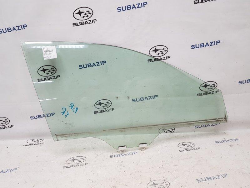 Стекло двери Subaru Legacy B14 2009 переднее правое