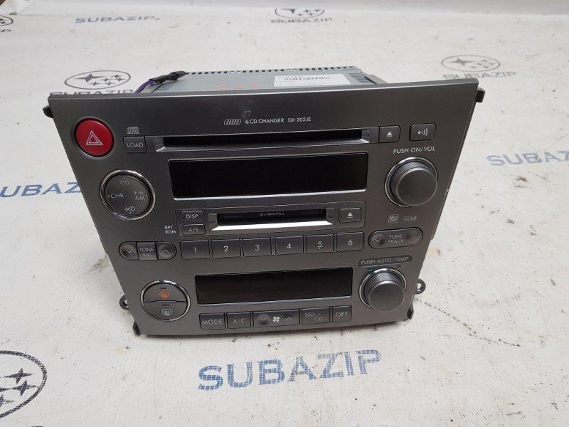 Магнитола Subaru Legacy B13 2003