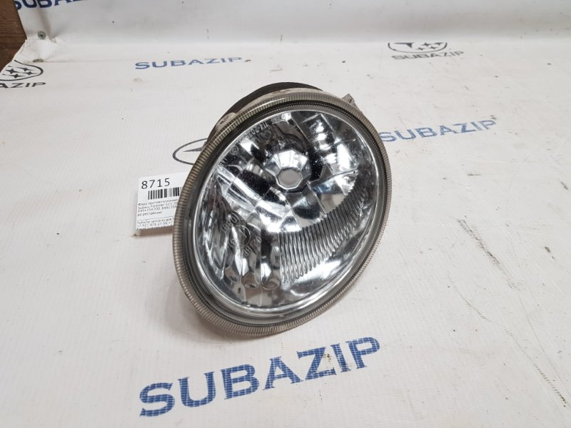 Фара противотуманная Subaru Forester S11 2003 передняя правая