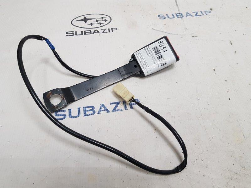 Замок ремня безопасности Subaru Legacy B14 2009 передний