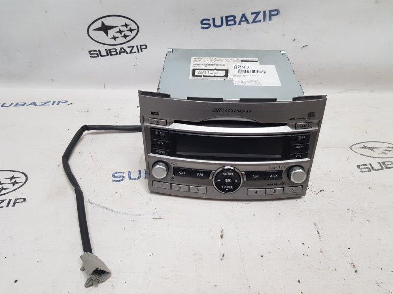 Магнитола Subaru Legacy B14 2009