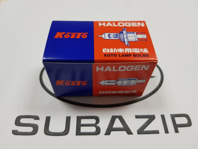 Лампа Subaru