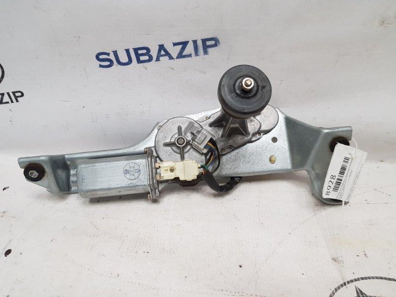 Моторчик заднего дворника Subaru Legacy B11 1994 задний