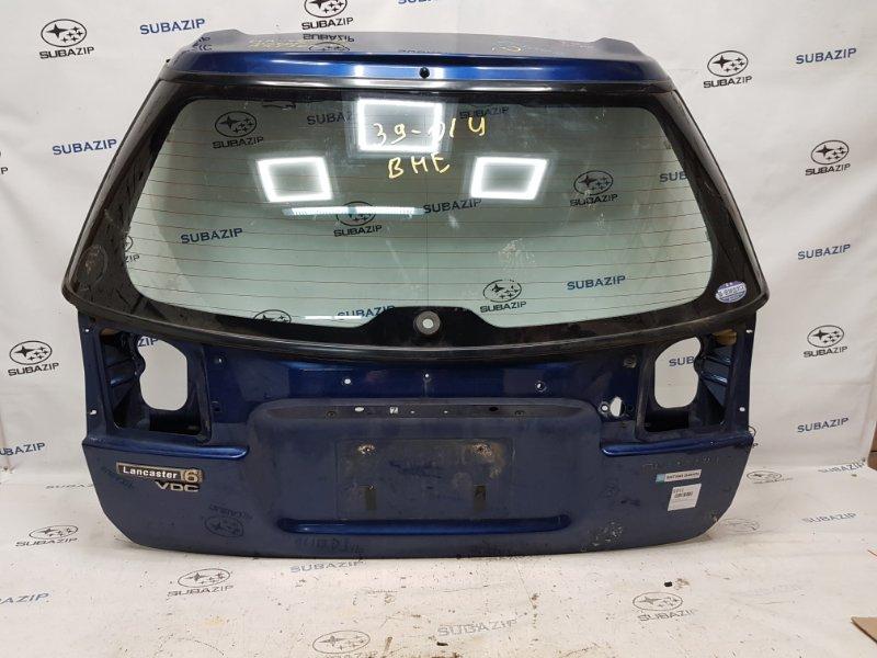 Дверь багажника Subaru Legacy B12 1998