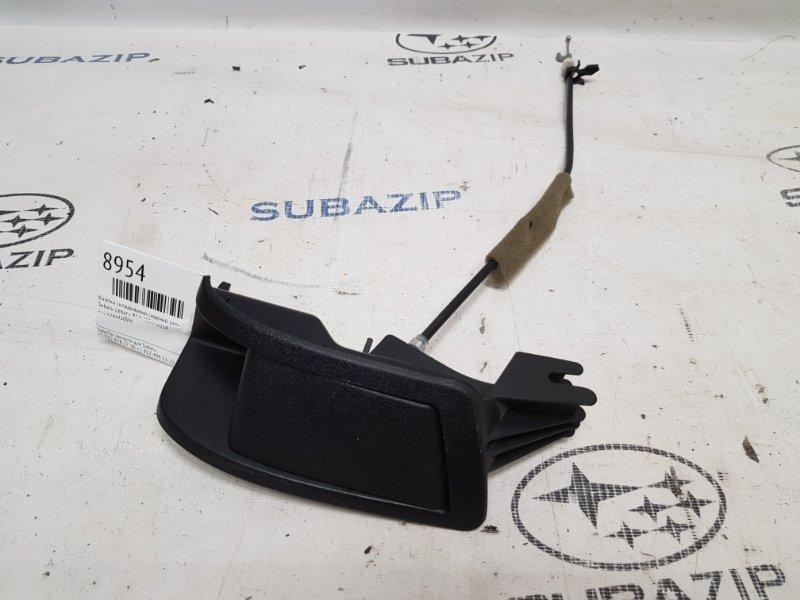 Кнопка складывания сидений Subaru Legacy B14 2009 задняя левая