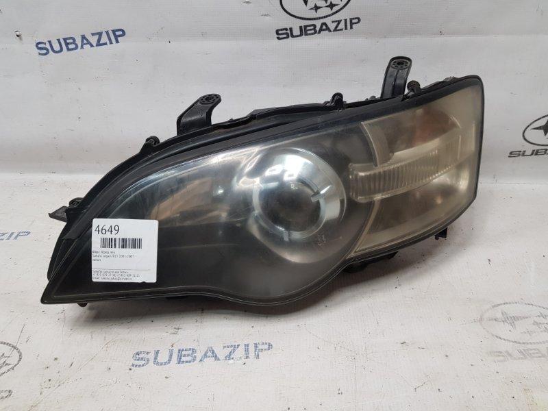 Фара Subaru Legacy B13 2003 передняя левая